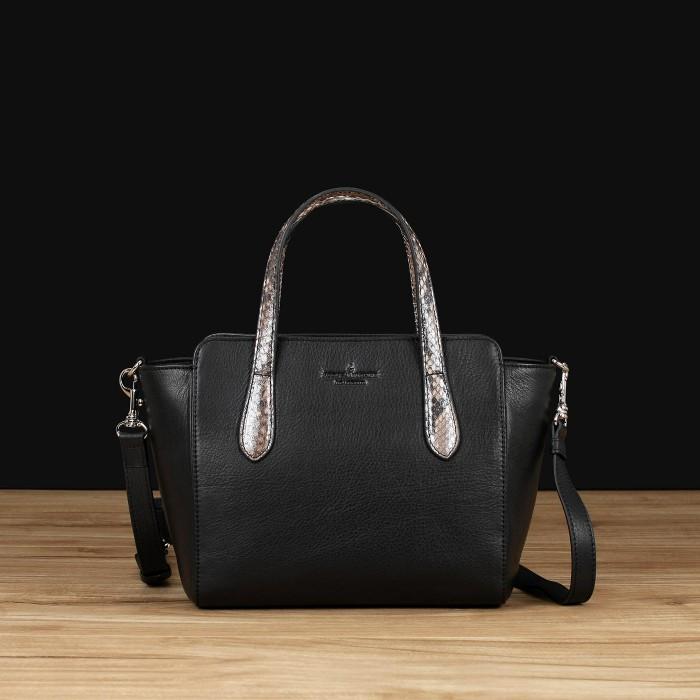 Klarin Handbag Python